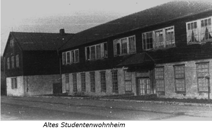 Altes Studentenwohnheim