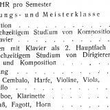 Studiengebühren, 1949