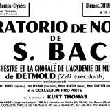 Plakat, 1951