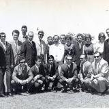 Detmolder Bläserkreis in Asien 1963