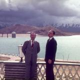 Albert Hennige, Jost Michaels, Kabul 1963