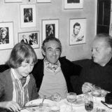 Dezember 1973, Irene Güdel, Bruno Giuranna, André Navarra