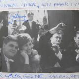 G. Varga, Carlos, Gesine Kauer, W. Karras, Pfisterer