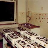 Studentenwohnheim, Küche