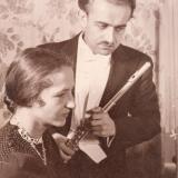 Kurt und Erika Redel, ca. 1949