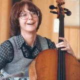 Irene Güdel, ca. 1979