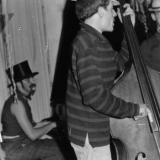 am Bass: Konrad Neander (um 1960)
