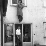 """""""Faschingsschwank"""" im Studentenheim"""