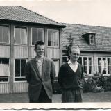 Georges Aubert und Johannes Mackensen