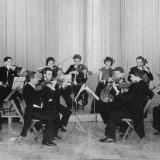 Kammerorchester Tibor Varga, ca. 1955/56 (Gründungs-Besetzung)
