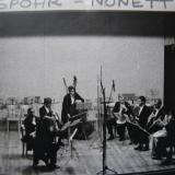 Spohr-Nonett in Sion, mit Tibor Varga