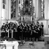 Cappella in Lemgo,  22. Mai 1964