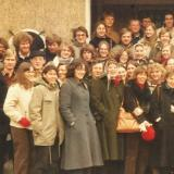 Cappella 1981 in Berlin (Ost)